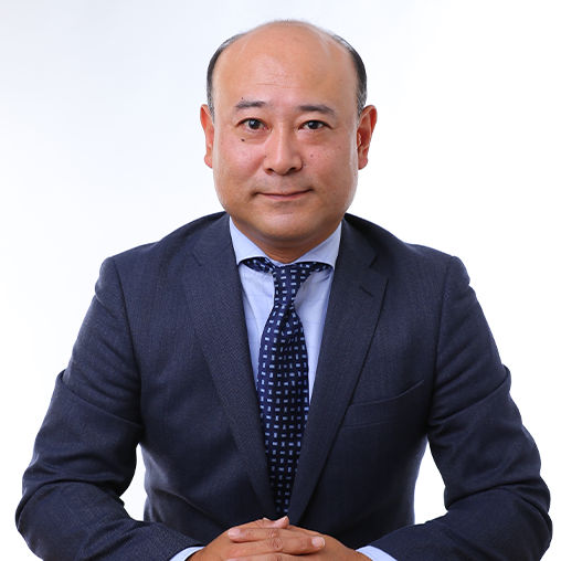 代表取締役CEO 遠藤 勲